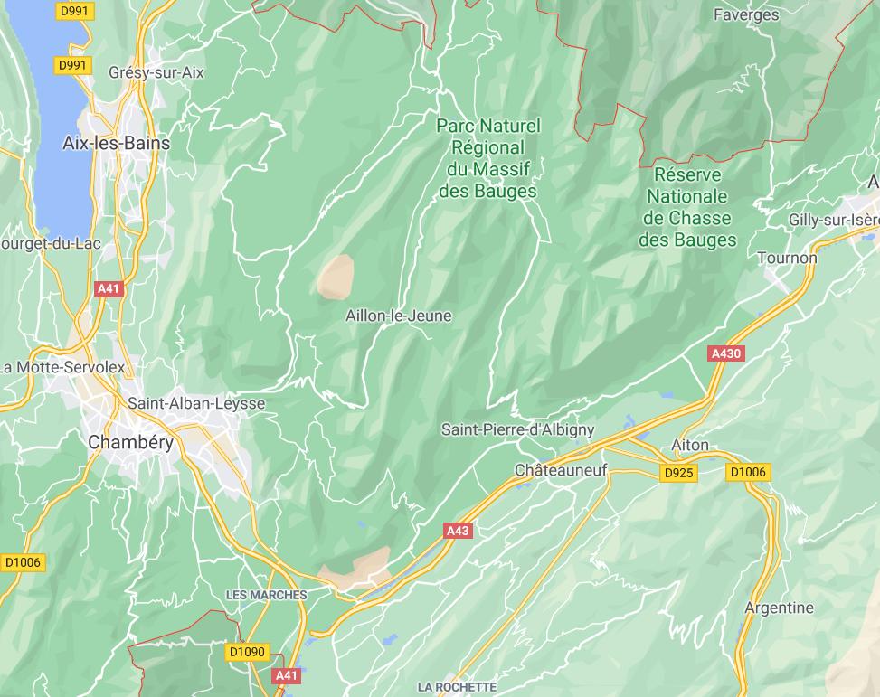 Thérapeute énergéticienne et accompagnatrice holistique en Savoie: lieux de consultation