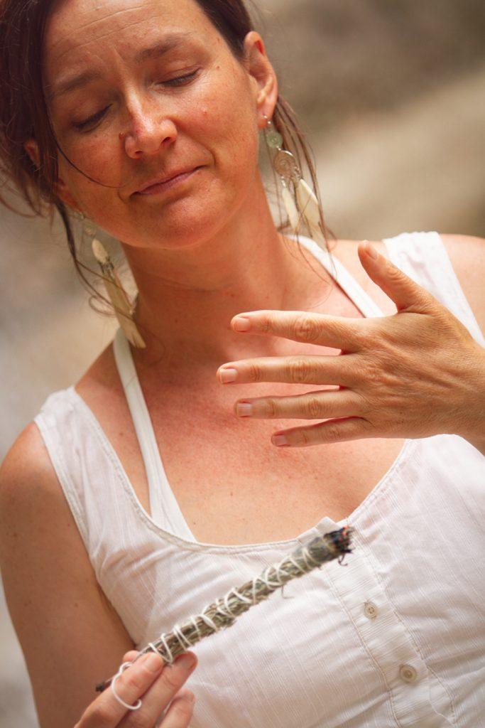 Claire Martel éveilleuse du féminin sacré